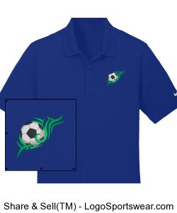 Nike Golf Shirt Design Zoom